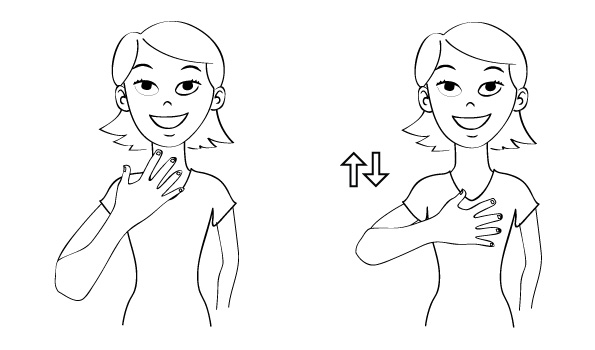 Happy Birthday Sign Language Wz17 Advancedmassagebysara