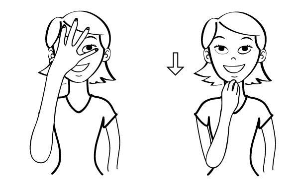 Baby Sign Language Sleep